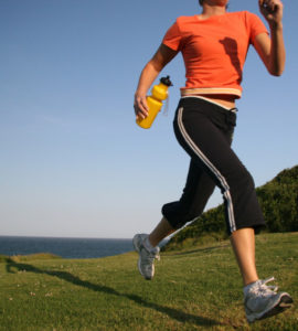 Running Healing